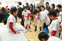 西能スポーツ塾セルフチェック講座写真その1