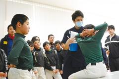 西能スポーツ塾セルフチェック講座写真その2