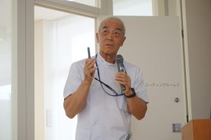 山田Dr.はスポーツドクター歴40年の重鎮!