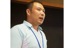 前坂宣明講師の顔写真