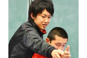 丸山 洵講師の写真
